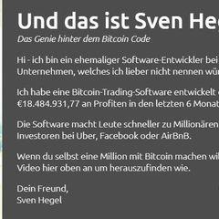 Bitcoin Code Erfahrung