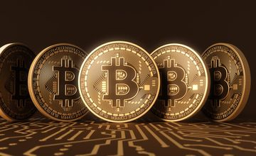 Monatliche technische Analyse für den Bitcoin von Mai bis Juni 2020